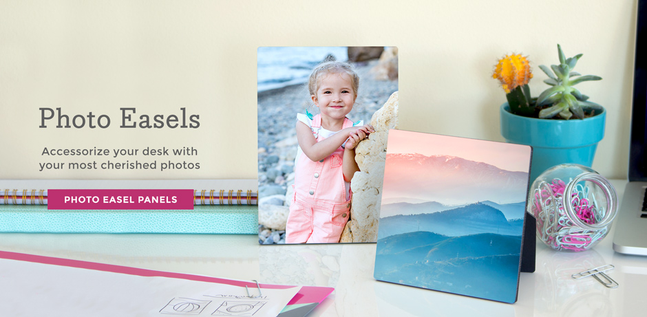 Custom Photo Easel Panels